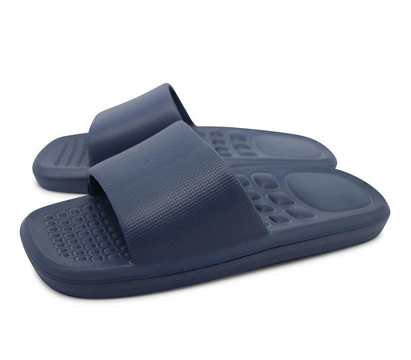 House Sandals for Women Men Anti-Slip Bathroom Slippers Indoor Shower Slides