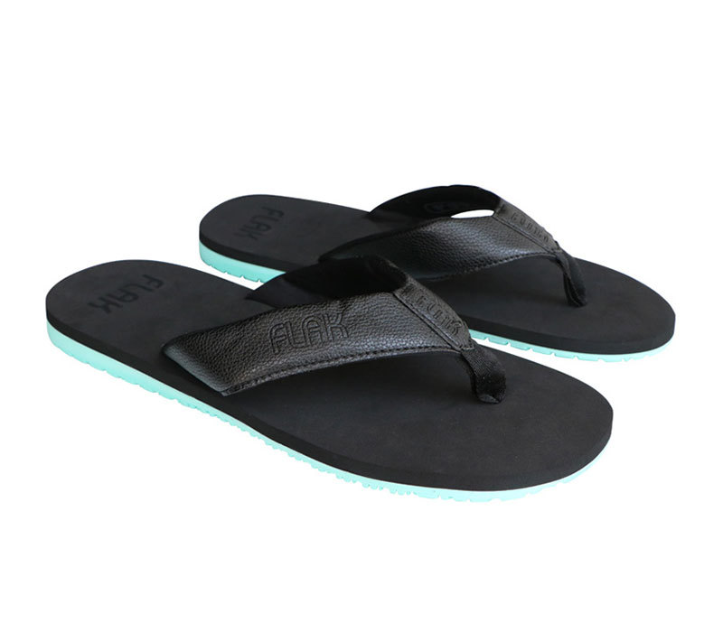 New Summer Beach Slippers Flat Anti-slip Soft Flip Flops for Men