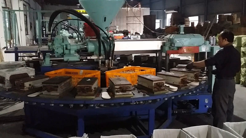 Pvc Air Blow Sole Production For Flip Flops Slippers