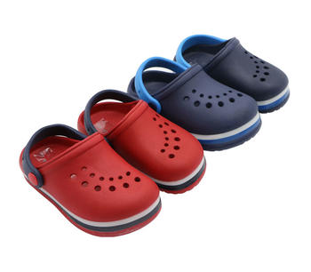 Chinese supplier of kids EVA garden shoes new models shoes