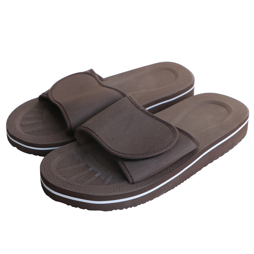 Wholesale Men Hotel Slippers EVA Slides Shoes