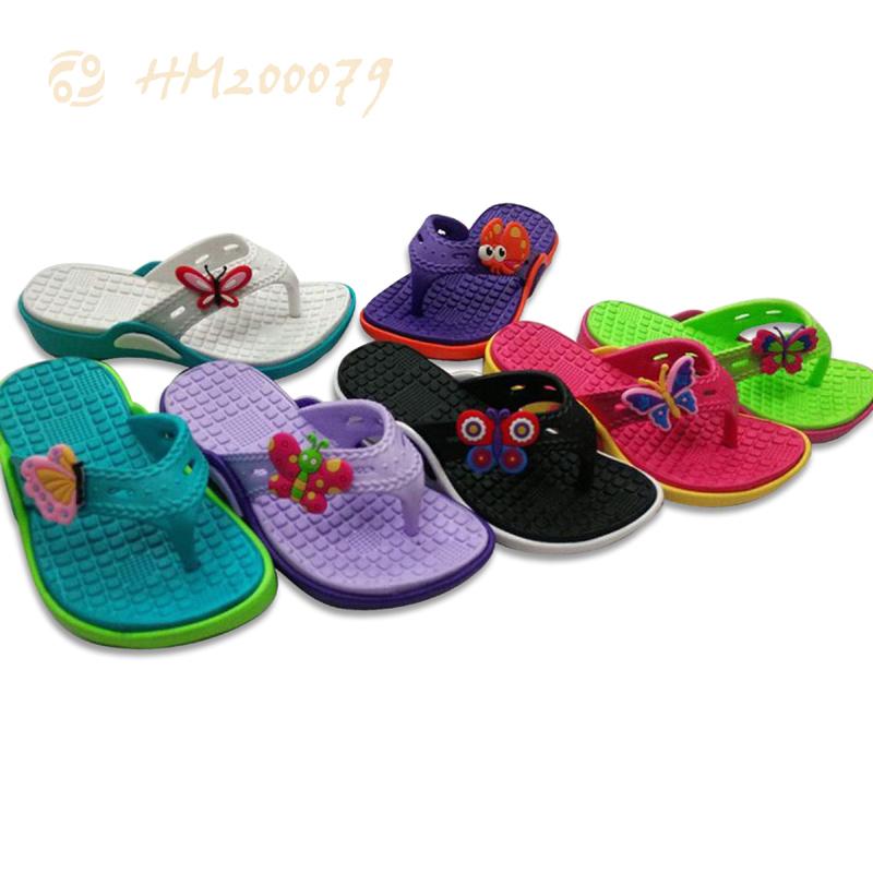Beach Sandals For Kids Children Flip Flops Wholesale Price