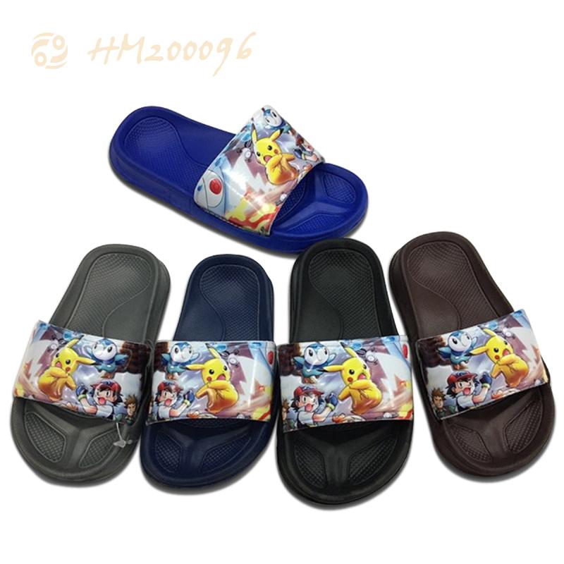 Custom Child Shoes Slides Sandals For Kids