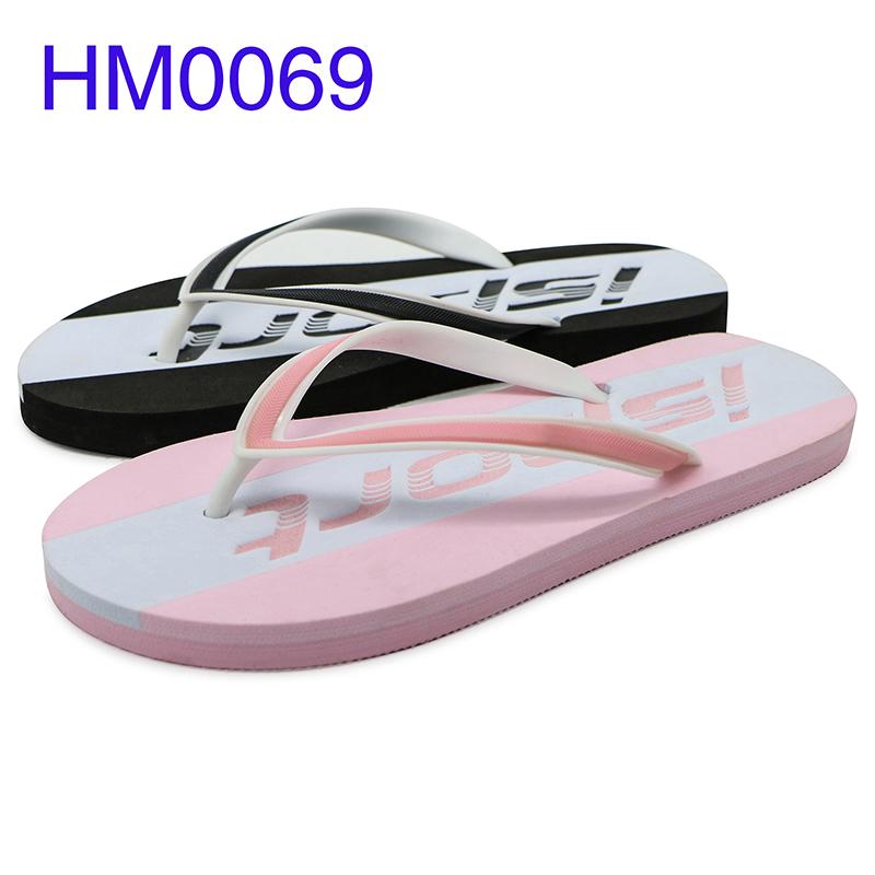 Flip Flop Supplier Custom Beach Slipper Shoes
