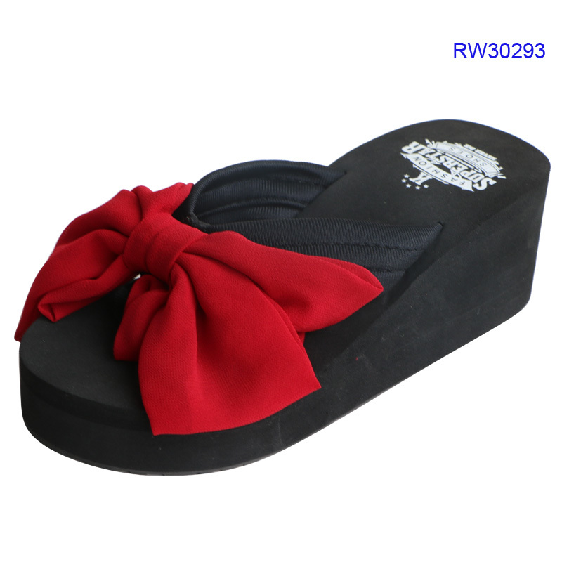 High-quality Wedge Heel Slippers For Women Wholesale
