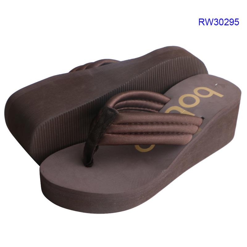Rowoo women's high heel slippers hot sale