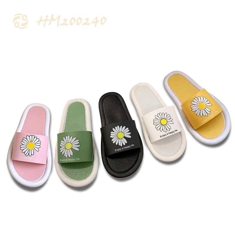 Best Child Slide Sandals For Kids Slippers Wholesale