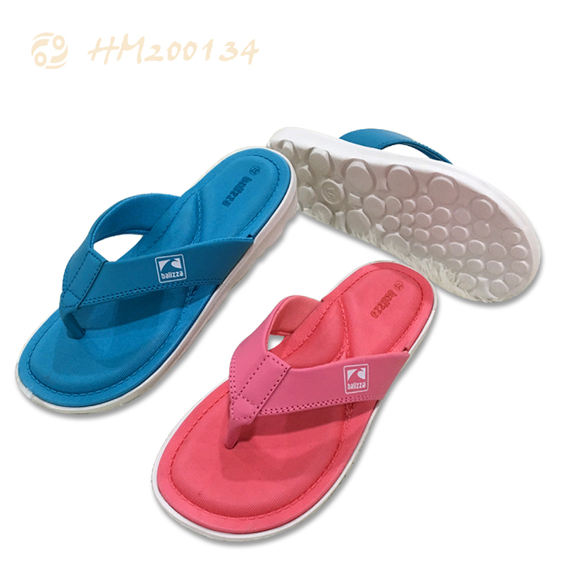 Wholesale Women Memory Foam Flip Flops Beach Sandals
