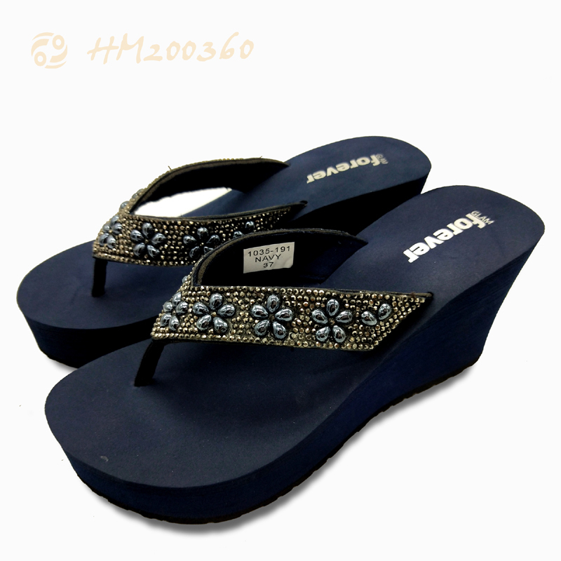 High-qaulity Women EVA Summer Sandals Wedge Wholesale
