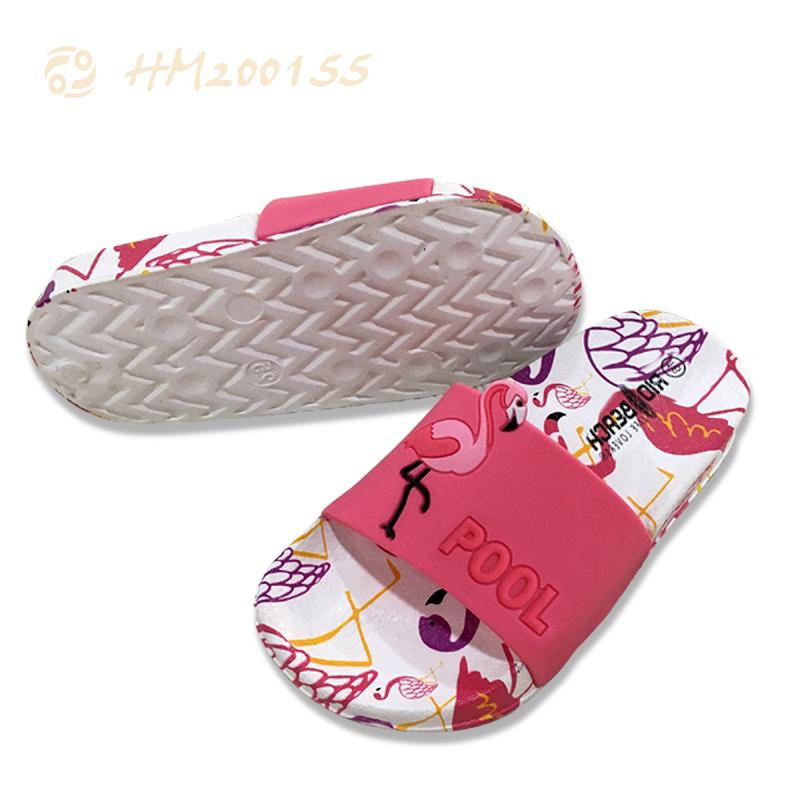 Kids Rubber Slide Sandals Summer Children Slipper Hot Sale