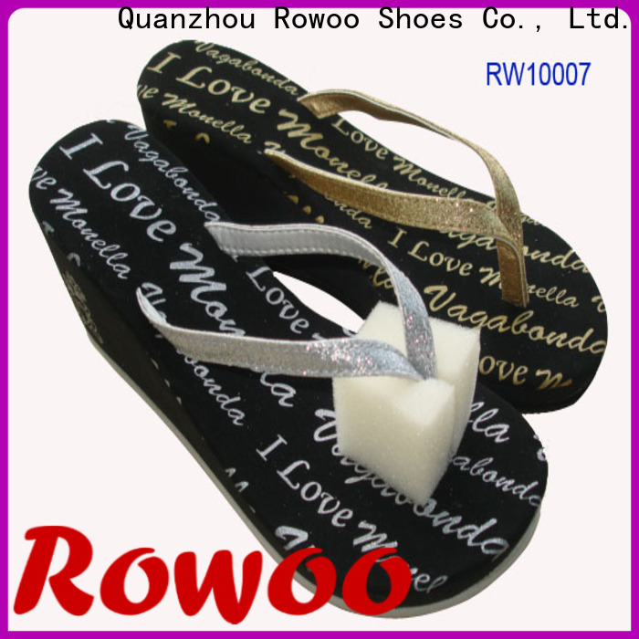 good quality comfortable high heel sandals factory price