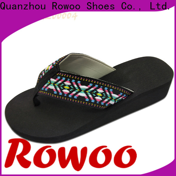 oem high heel flip flop hot sale