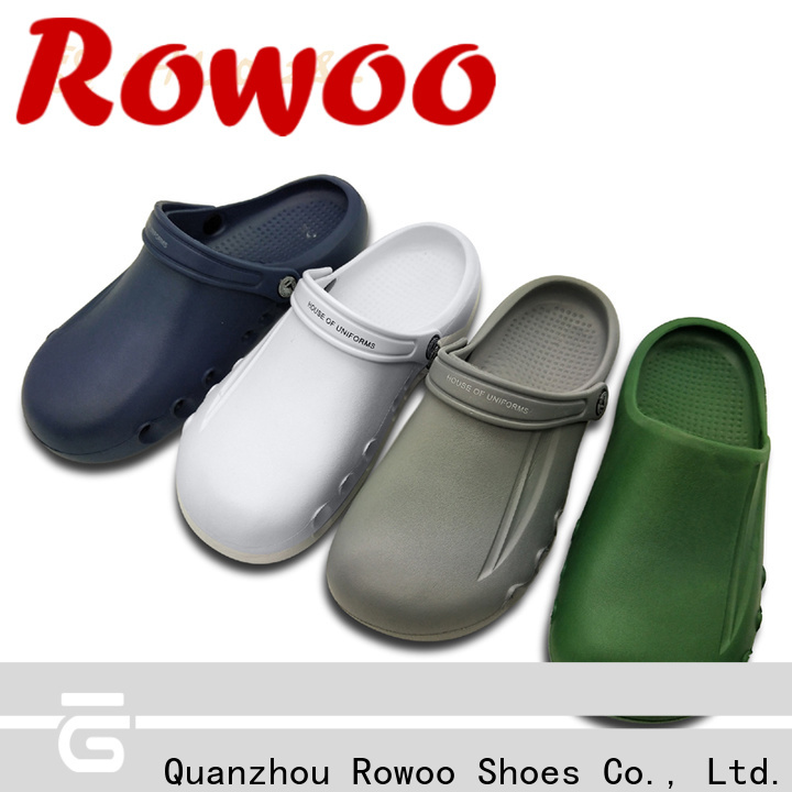 popular waterproof garden shoes mens