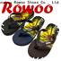 Rowoo china mens cork flip flops best price