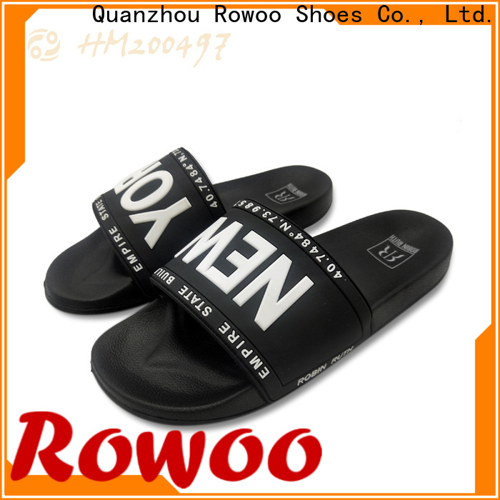 oem wholesale slide sandals supplier