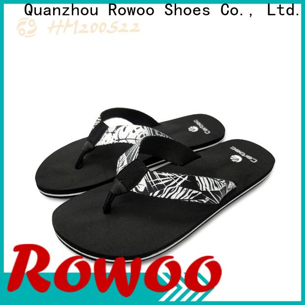 Rowoo women flip flops supplier