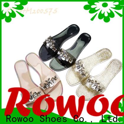 Rowoo animal print slides