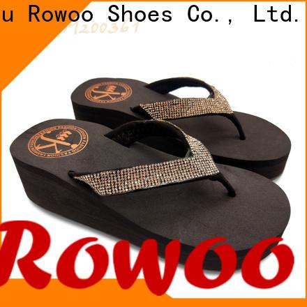 Rowoo Wholesale wholesale designer sandals manufacturer