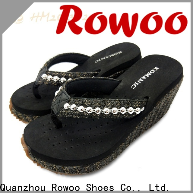 Top wholesale designer sandals supplier