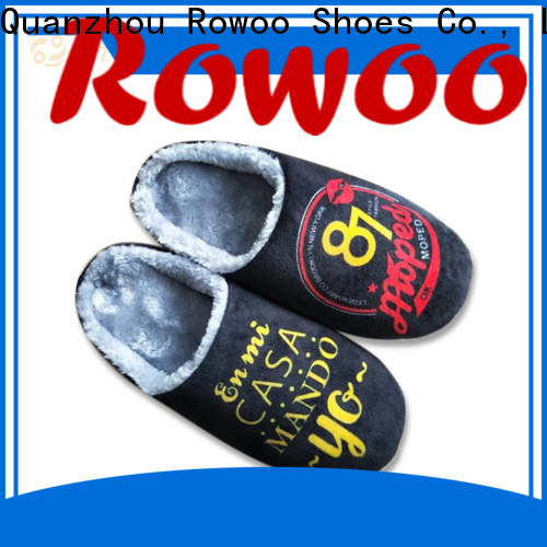 Rowoo closed slippers factory price