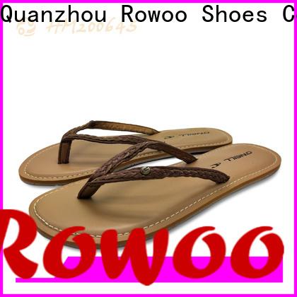 Rowoo ladies flip flop sandals
