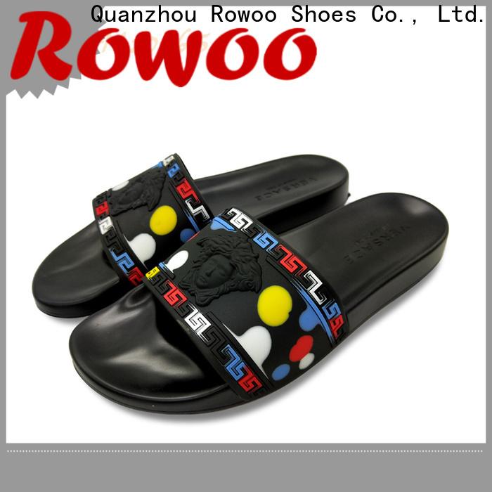 Rowoo Top custom slides factory price