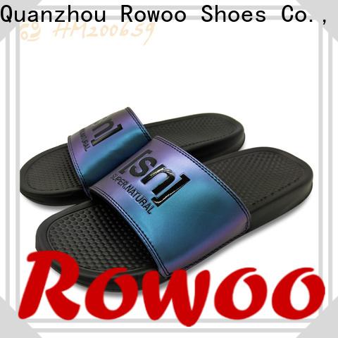 oem custom flip flop slides factory price