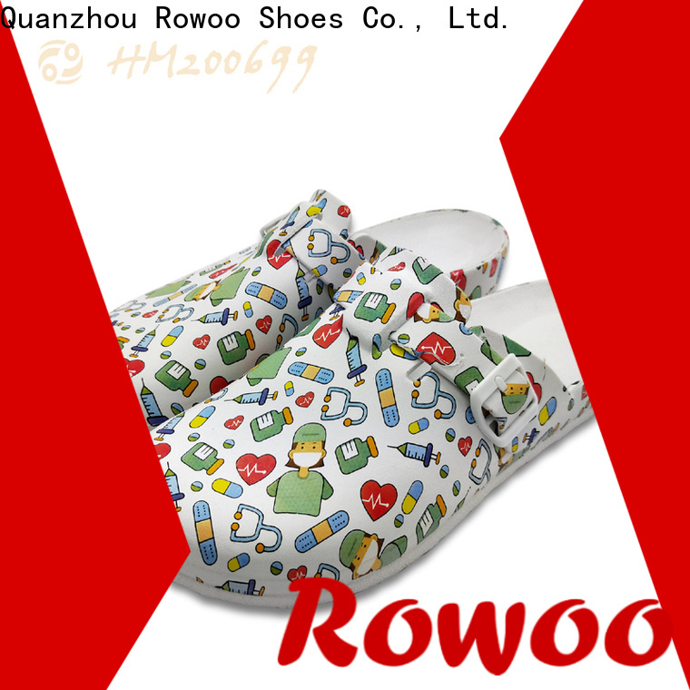 Rowoo good quality best breathable slippers