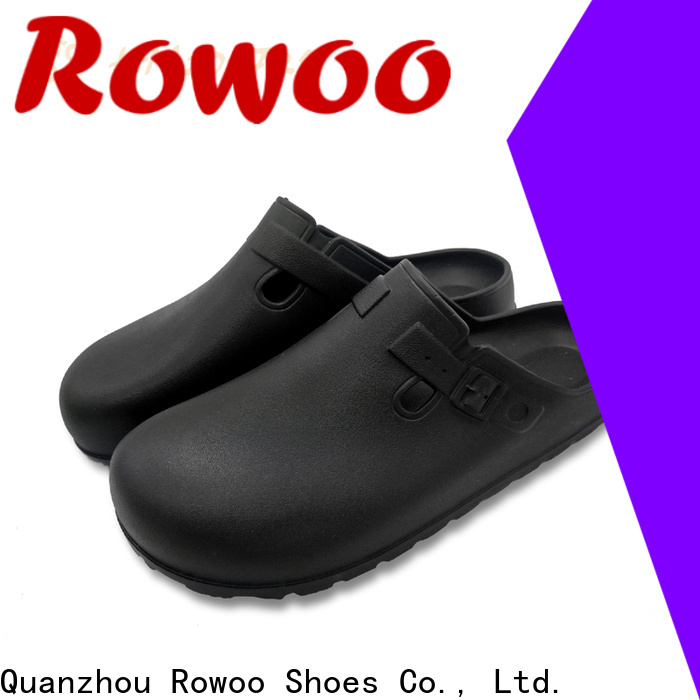 Rowoo clogs for men supplier