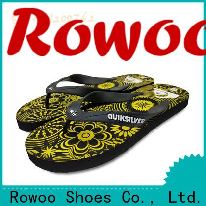 Rowoo men flip flops best price