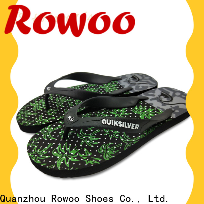 popular wholesale flip flops supplier