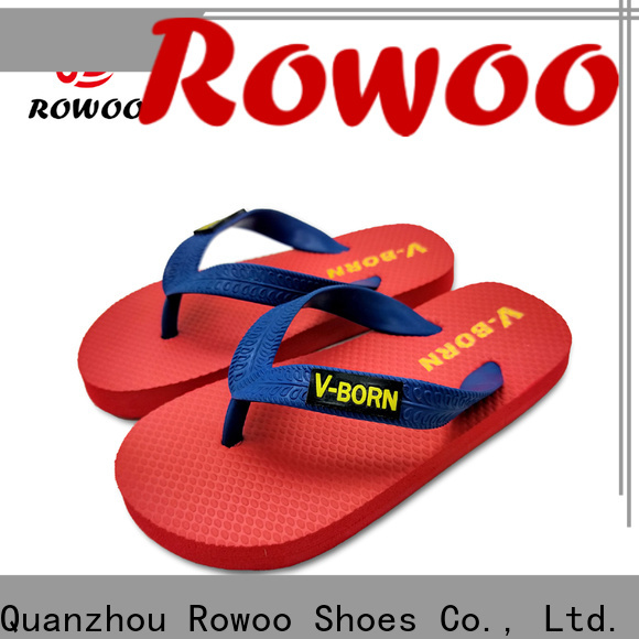 Rowoo small baby boy shoes supplier