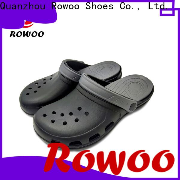Rowoo Men Clog Sandals factory price