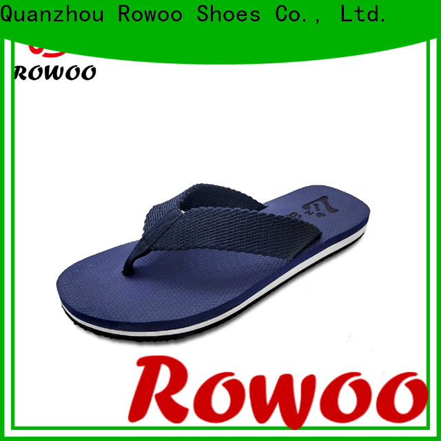 professional mens thong flip flops supplier