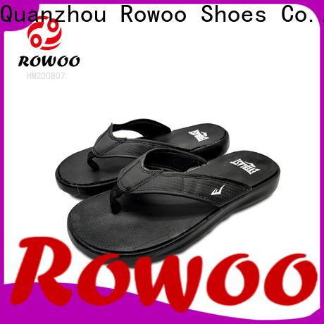 Rowoo men flip flops hot sale