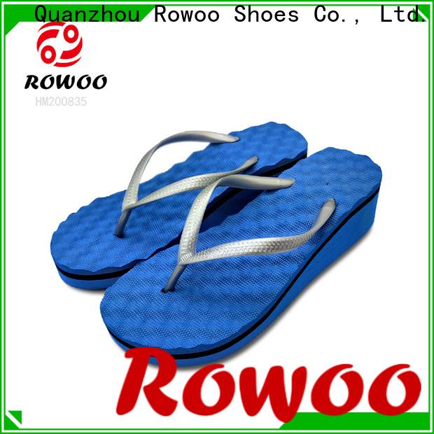 Rowoo New best flip flops for women best price