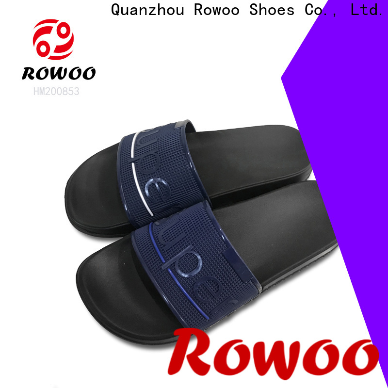 Rowoo men's slide sandals hot sale