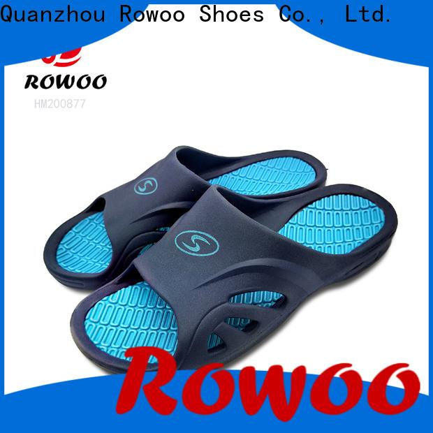 Rowoo Top custom slide sandals manufacturer