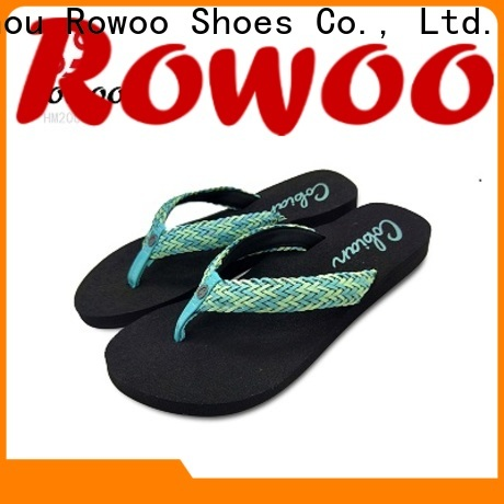 Rowoo womens flip flop sale supplier
