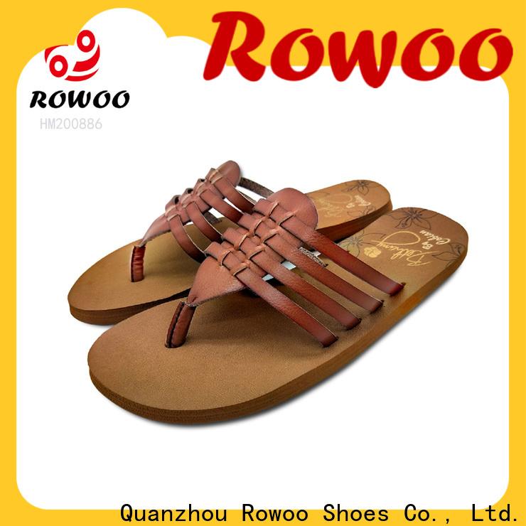 Rowoo Top wholesale flip flops hot sale