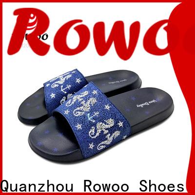 good quality men's slide sandals hot sale