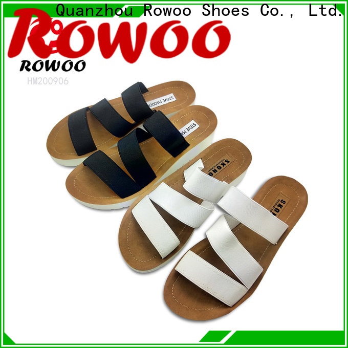 Best closed toe sandals supplier