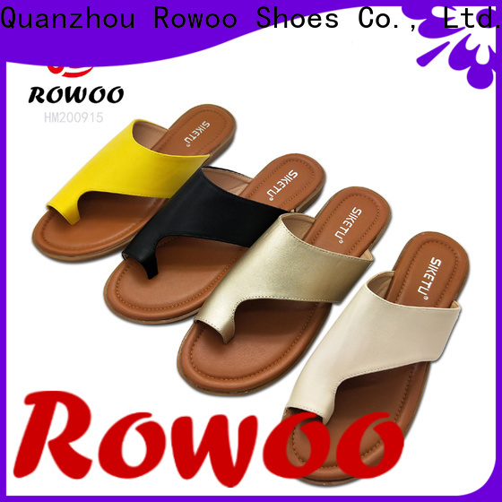 Rowoo high heel sandals factory price