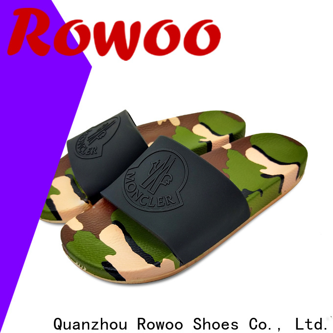 Rowoo Best flat shoes men factory price