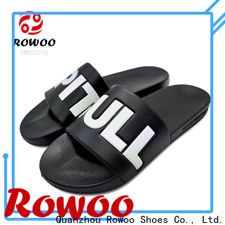 Rowoo professional wholesale slides sandals factory price
