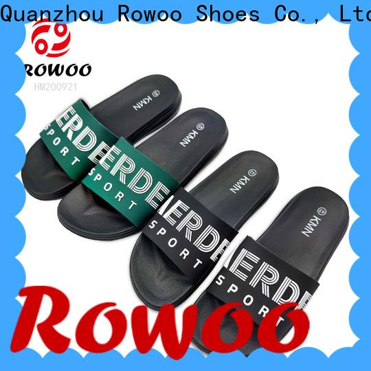 plastic sandals mens supplier