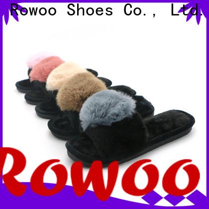 Rowoo popular women's slipper manufacturers