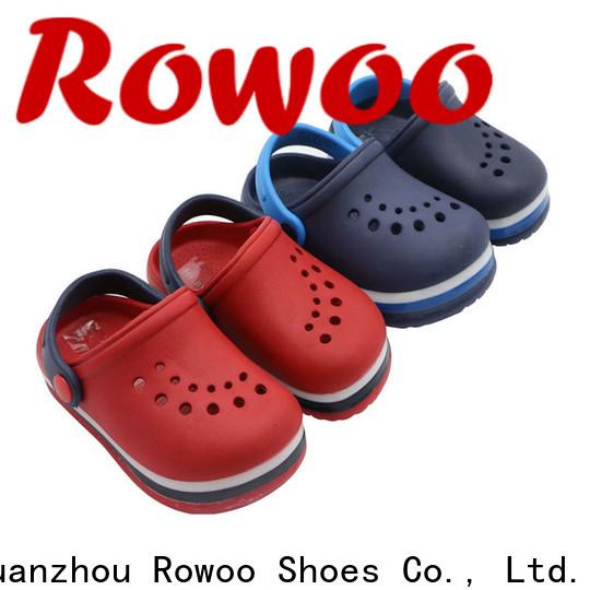 popular closed toe sandals child manufacturer