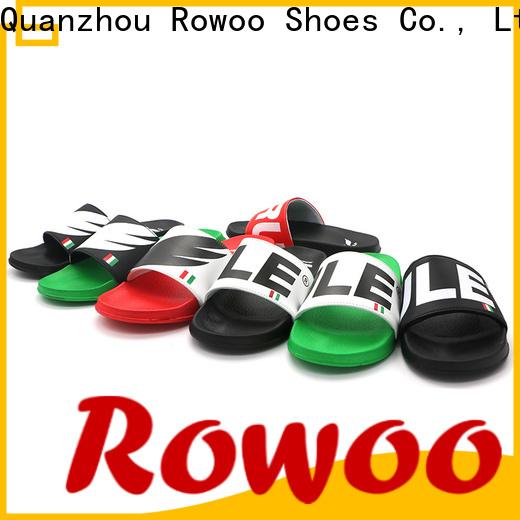 Rowoo Wholesale wholesale slides shoes supplier