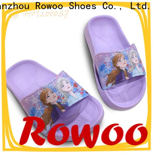 Best kids summer slippers factory price